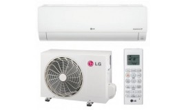 LG 24000 BTU inverter