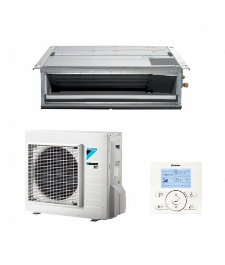 Duct Daikin 9000 BTU inverter FDXM25F3 + RXM25M9