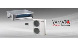 Duct Yamato 24000 BTU inverter YD24IG