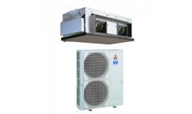 Duct Mitubishi Electric 65000 BTU inverter PEA-RP200GAQ + PUHZ-P200YHA3