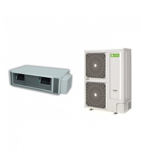 Aparat de aer conditionat tip duct ON/OFF Chigo CTH-48HR1 + COU-48HSR1 48000 BTU