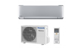Aparat de aer conditionat Panasonic Etherea Silver Inverter Plus CS-XZ9SKEW + CU-Z9SKE 9000 BTU