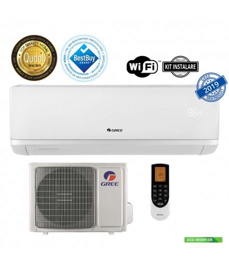 Gree Bora A2 White R32 GWH09AAB-K6DNA2A Eco Inverter 9000 BTU