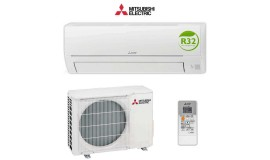 Mitsubishi Electric 9000 BTU inverter MSZ-HR25VF + MUZ-HR25VF