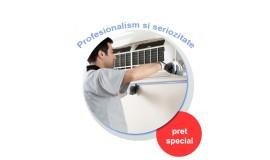 Mentenanta/curatare aer conditionat 18000 - 24000 BTU